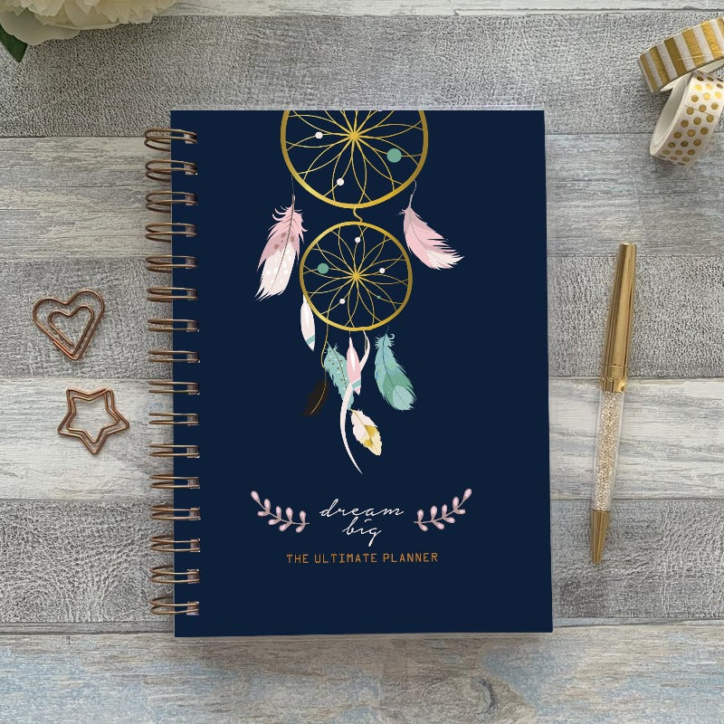2021 Planner - Dream Big