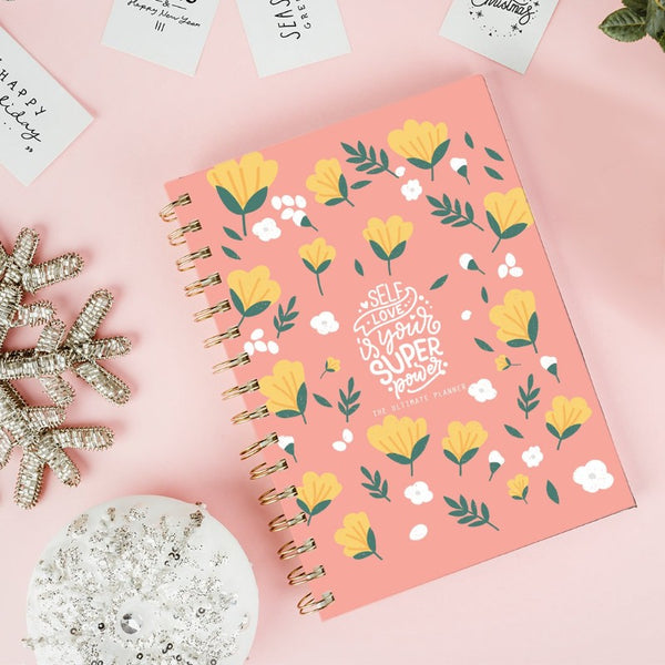 2021 Planner - Self Love Is Your Super Power