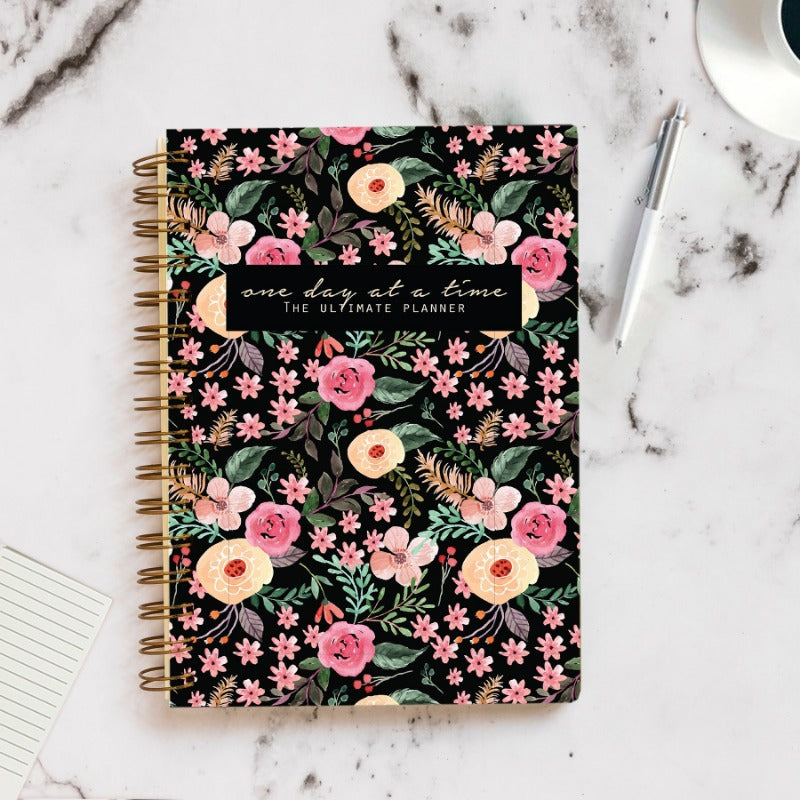 2021 Planner - One Day At A Time