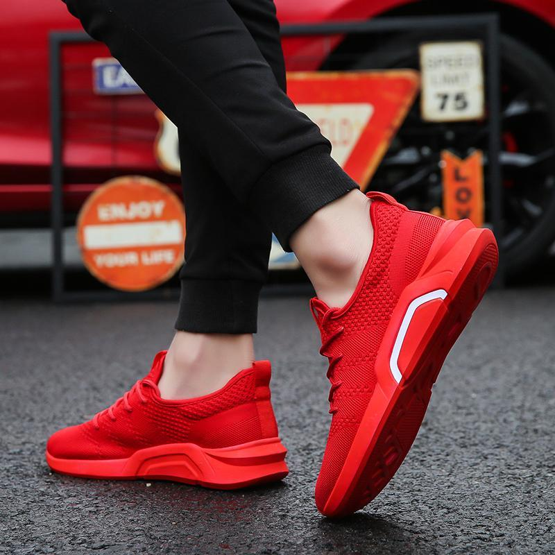 Men's  Breathable Sneakers