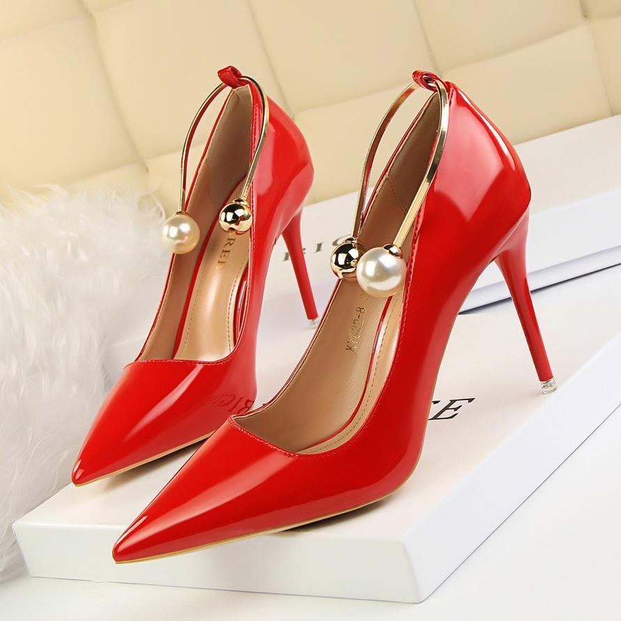 Women's Pointy High Heels