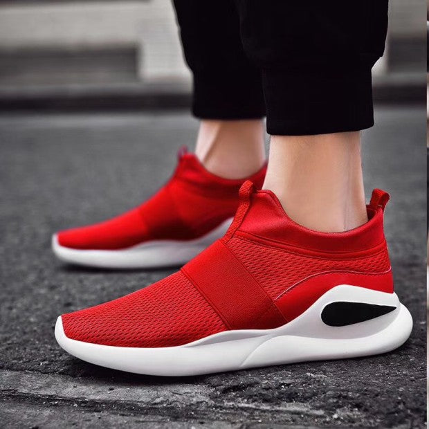2019 New Summer Breathable Slip on Sneakers