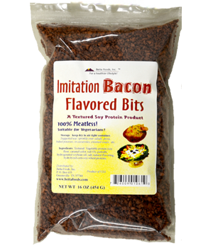 Imitation Bacon Flavored Bits