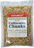 Soyabeaf® Unflavored Chunks - Chicken or White Meat Substitute