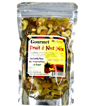 Natural Gourmet Fruit and Nut Mix
