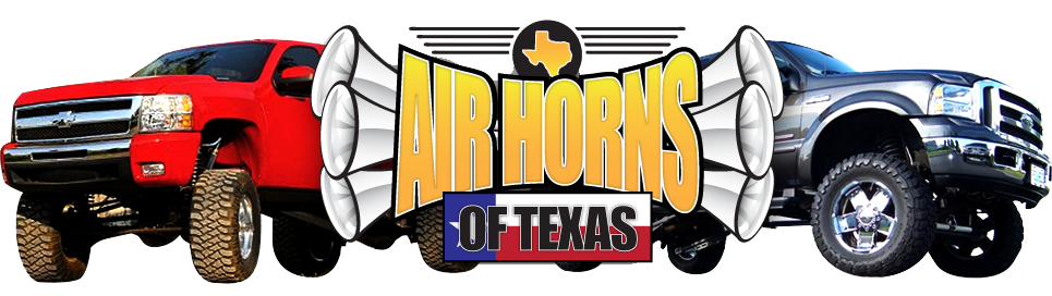 Air Horns of Texas, Train Horns, Train Air Horns