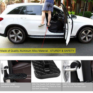 Heavy Duty Car Door  Step Hook