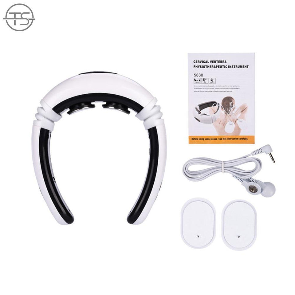 Neck Massager Electric Massager Electric Pulse