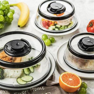 Press Dome Fresh-Keeping Lids