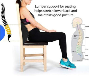 ACUPRESSURE BACK LUMBAR STRETCHER