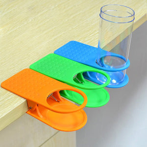 Desk Cup Clip Holder 3pcs