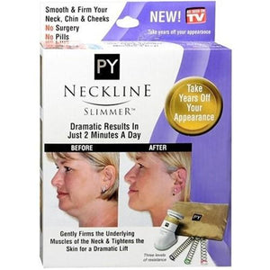 Portable Neck Line Slimmer