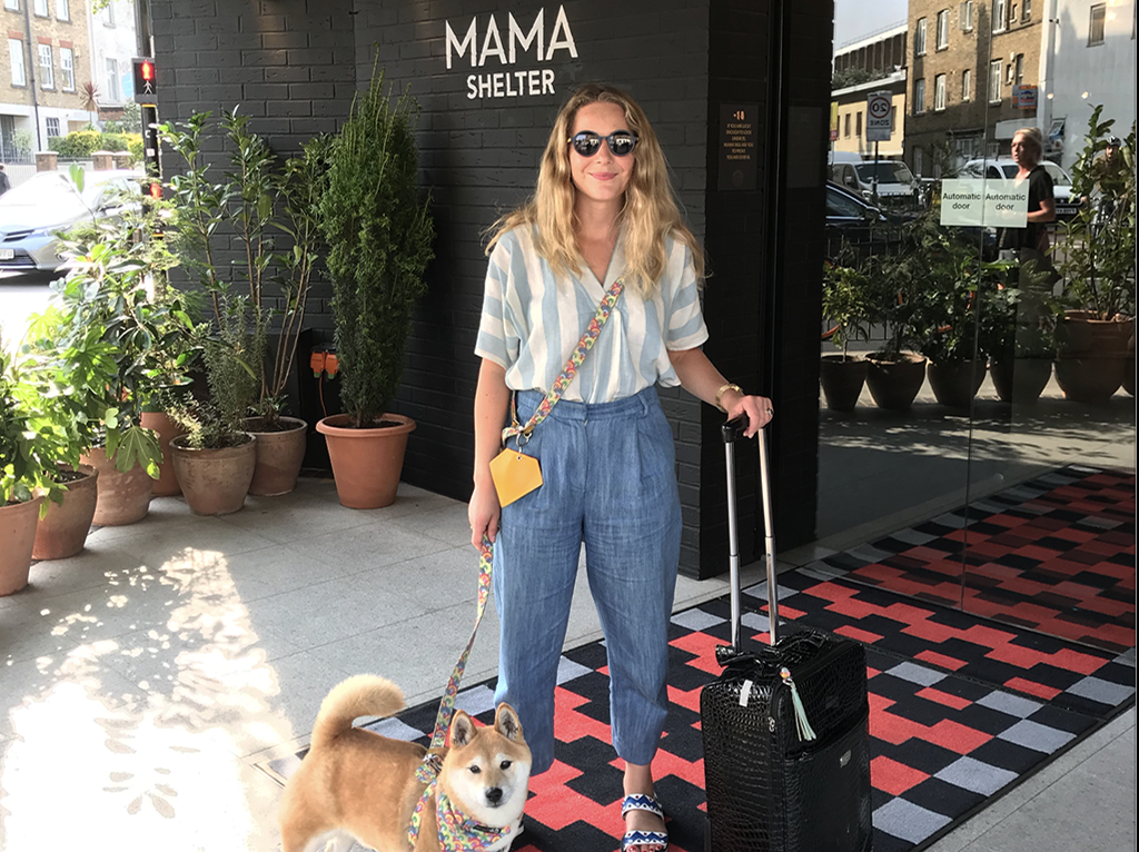 Mama Shelter London Dog Friendly Hotel Review