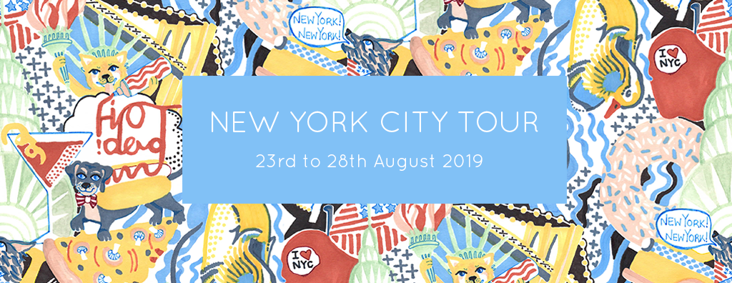 New York Tour 2019