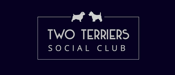 two terriers social club logo
