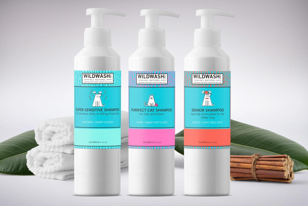 wild wash shampoo for dogs