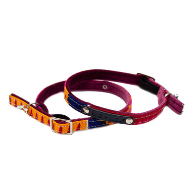 Dakar Cat Collar