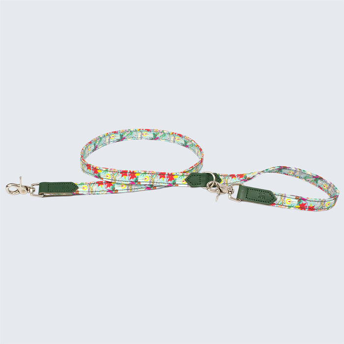 Happy Howlidays Cafe Dog Lead