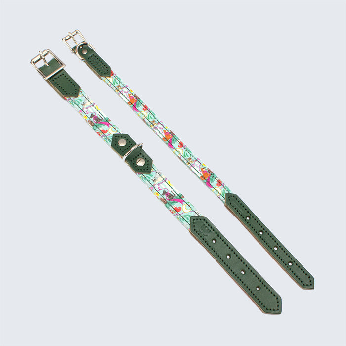 Happy Howlidays Dog Collar