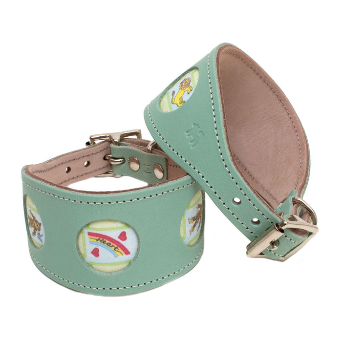 Emerald City Hound Collar