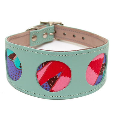Kaleidoscope Hound Collar