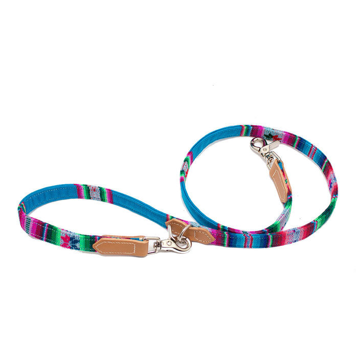 Inca Blue Cafe Dog Lead