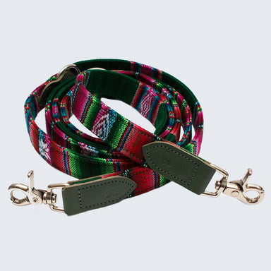 Inca Holly Hands Free (Coupler) Dog Lead