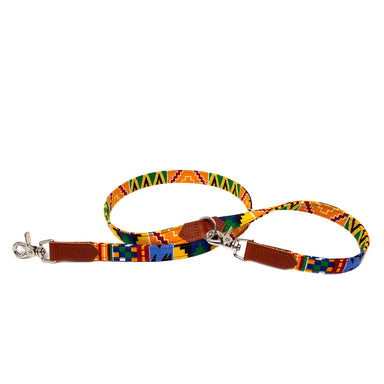 Kente Cafe Dog Lead