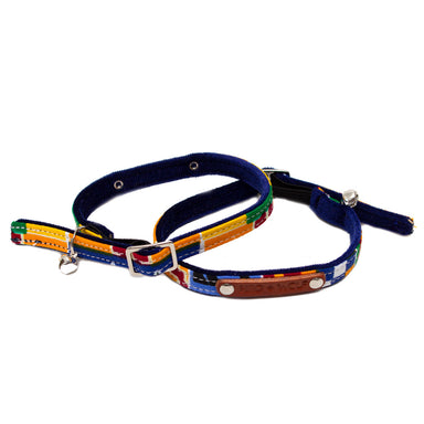 Kente Cat Collar