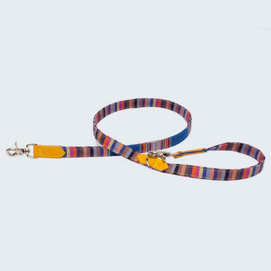 Marine Kikoy Cafe Dog Lead