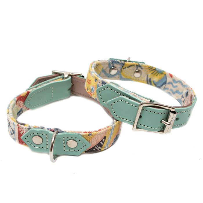 New York! New York! Dog Collar