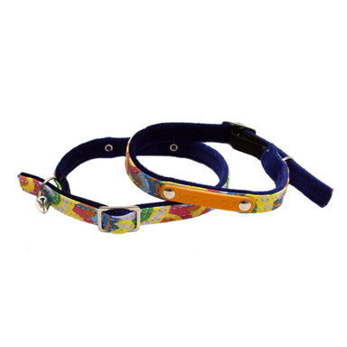 Over the Rainbow Cat Collar