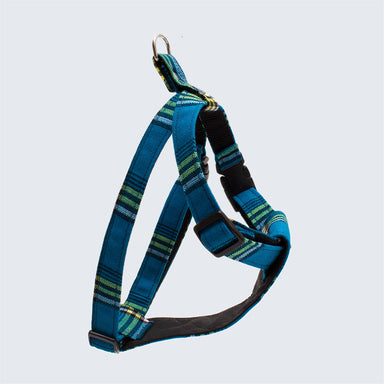 Shuka Blue Dog Harness