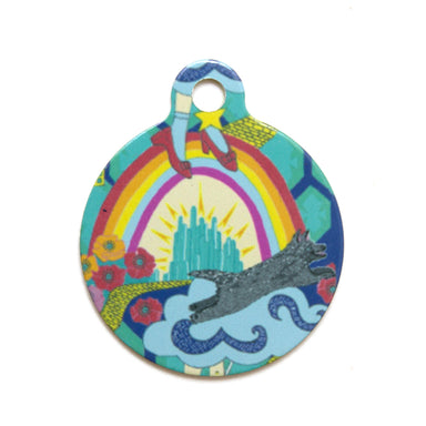'Wizard of Dogz' Pet Tag