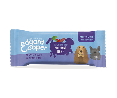 Edgard Cooper Beef Snack Bar for Dogs