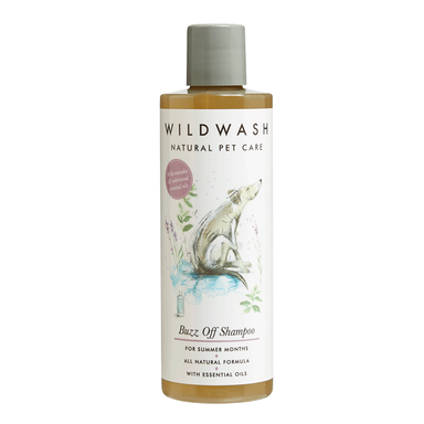 Wildwash Dog Shampoo 'Buzz Off'