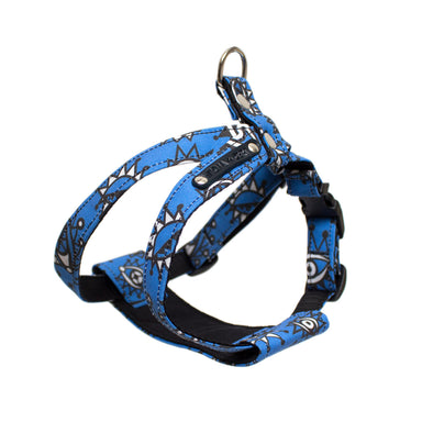 Eyes Dog Harness
