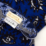 Artisans & Adventurers X Hiro + Wolf Long Knitted Scarf 'Eyes'