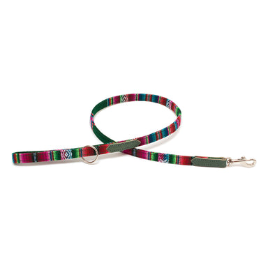 Inca Holly Skinny Classic Dog Lead