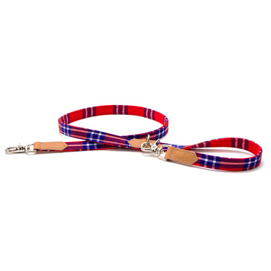 Shuka Red Cafe Dog Lead