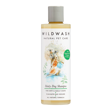 Wildwash Dog Shampoo 'Stinky Dog'