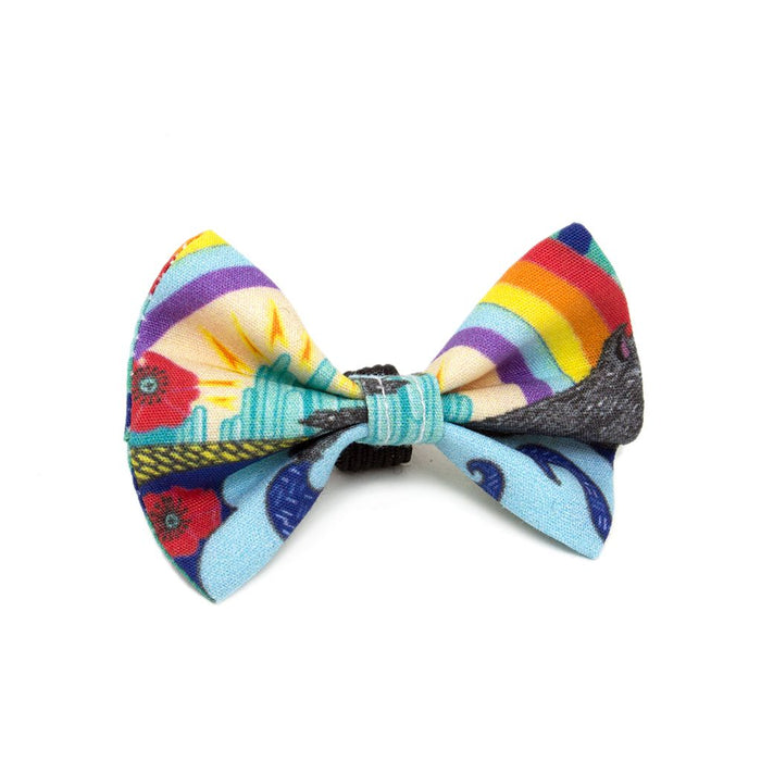 Wizard of Dog Cat Bow Tie