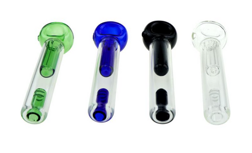 "6"" Glass Smoking Water Pipes"