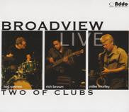 Ted Warren - Broadview - Two of Clubs