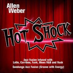 Allen Weber and his band Hot Shock