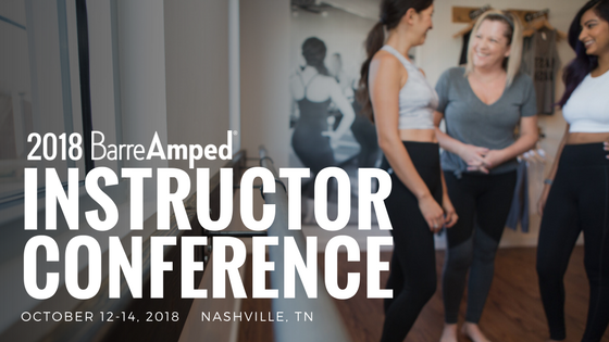 2018 Instructor Conference Tickets