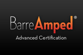 BarreAmped 2 Year Advanced Certification