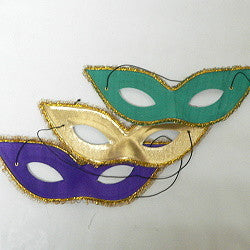 Mardi Gras Cateye Mask