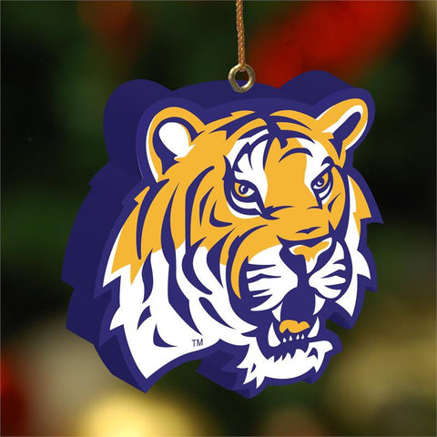LSU Tigers 3-D Ornament