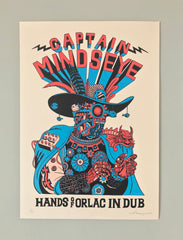 Captain Mindseye (Hands of Orlac In Dub)